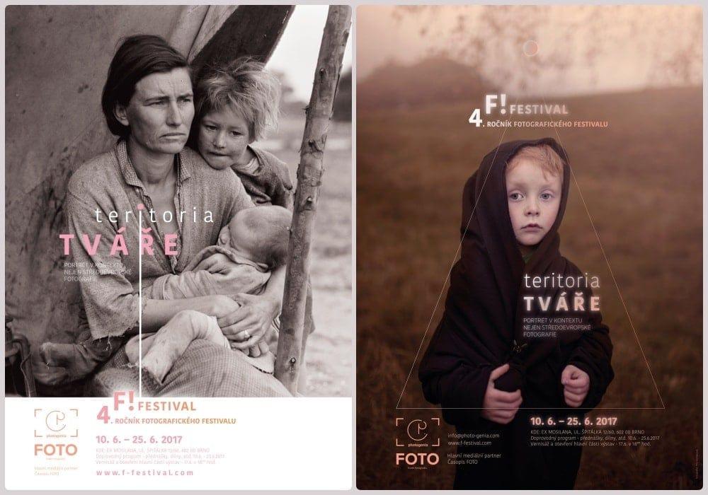 4.ročník festivalu F! od10.do25.června vBrně uvede slavné americké fotografie, čekají vás filmy, workshopy, výstavy