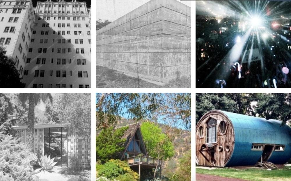 Hudebník Moby fotografem – dokumentuje zajímavé budovy LosAngeles