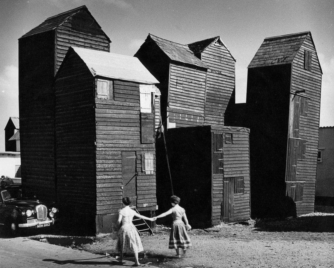 Více než 1,5 milionu děl v největší sbírce fotografií architektury