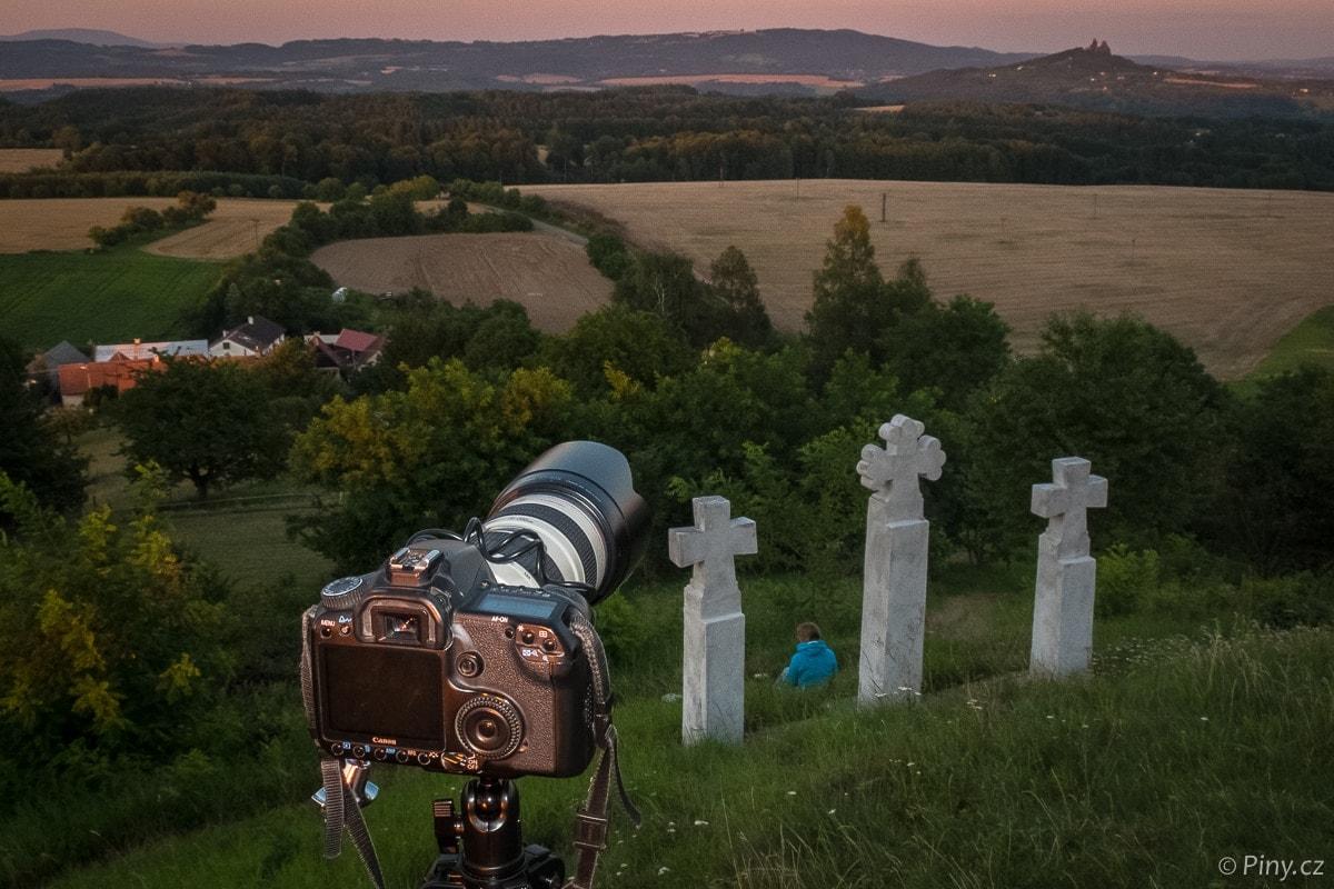 1.fotosraz vČeském ráji –Zatmění Měsíce 7.8.2017