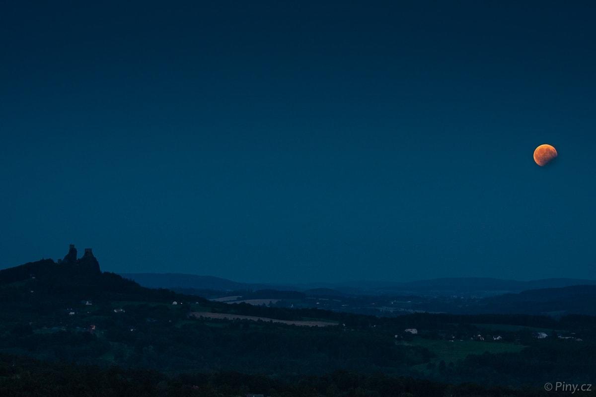 Jak fotit zatmění Měsíce.