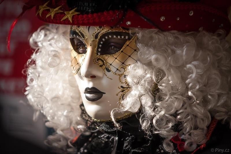 Maska – po aplikaci presetu v Lightroom.