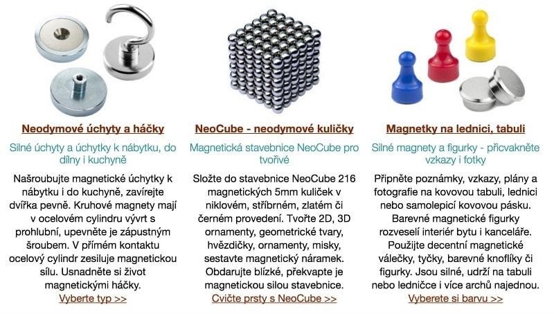 Ukázka textů pro microsite - copywriting mariankabele.cz
