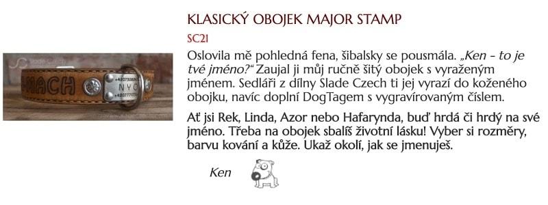 Ukázka textů pro e-shop - copywriting mariankabele.cz