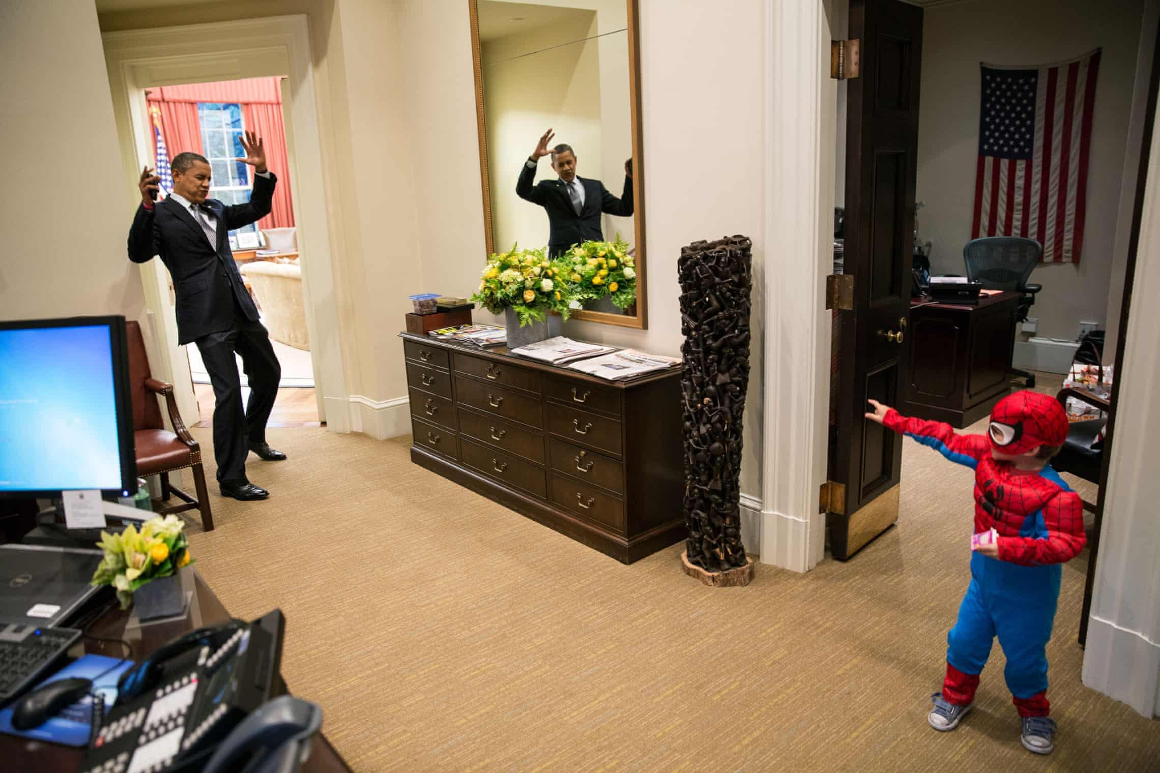 Fotograf Pete Souza: Skutečný Barack Obama