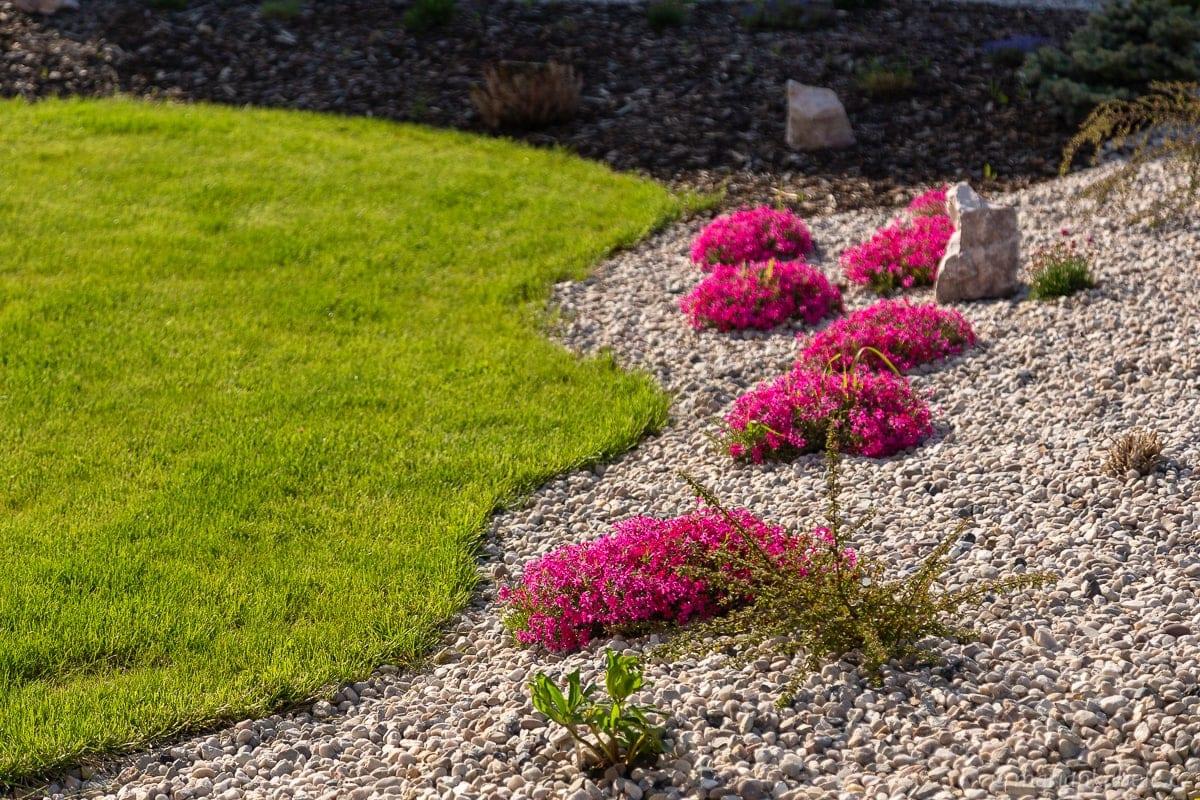 Fotografování zahrad a exteriéru.
