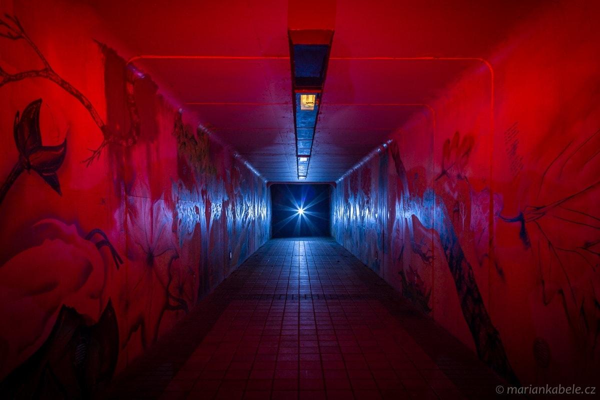 Fotopoutník: Brána dojiné dimenze