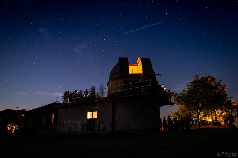 Fotorada #50: Jak vyfotit hvězdy, noční oblohu a co je pravidlo 500?